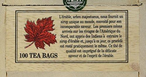 Metropolitan Tea Maple - Box Of 100 Tea Bags