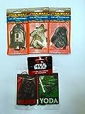 Star Wars - Confezione di 4 personaggi deodoranti