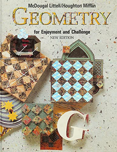 Geometry for Enjoyment and Challenge (English Edition)
