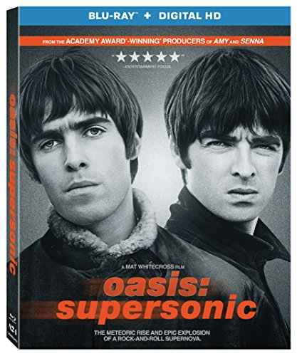 Price comparison product image Oasis: Supersonic [Blu-ray + Digital HD]