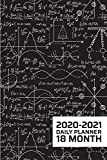 18 Month Daily Planner 2020 - 2021: Smart Student | Science Tech Engineering Math STEM | Daily Organizer Calendar Agenda | 6x9 | High School ... STEM January 2020 - June 2021 Calendar)