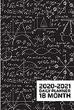 18 Month Daily Planner 2020 - 2021: Smart Student | Science Tech Engineering Math STEM | Daily Organizer Calendar Agenda | 6x9 | High School ... Blank Notes Birthday Anniversary Reminder