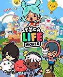 TOCA LIFE WORLD: Creative Writing Notebook and Journal For...