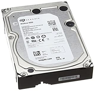 Seagate Archive HDD 8TB SATA 6GBps 128MB Cache SATA Hard Drive (ST8000AS0002) (B00XS423SC) | Amazon price tracker / tracking, Amazon price history charts, Amazon price watches, Amazon price drop alerts