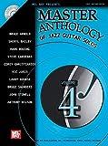 Master Anthology Of Jazz Guitar Solos, Volume 4 (Mel Bay Presents Jazz Guitar Solos)