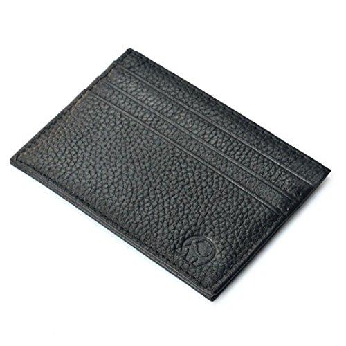 Susenstone Slim Kreditkartenhalter Mini-Portemonnaie ID Kasten-Geldbeutel -Beutel-Beutel