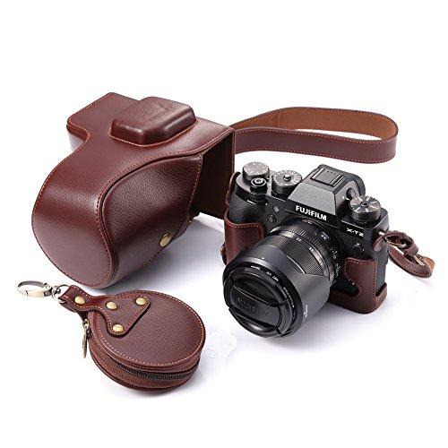 Leather FullBody Camera Case for Fujifilm X-T2