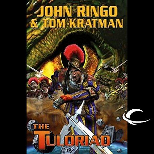 The Tuloriad audiobook cover art