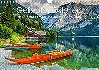 Geliebtes Oesterreich. Impressionen vom Paradies an der Donau (Wandkalender 2022 DIN A4 quer): Eine Reise durch das wunderschoene Oesterreich (Monatskalender, 14 Seiten )