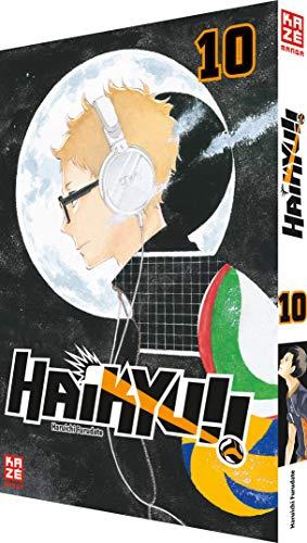 Haikyu!! - Band 10