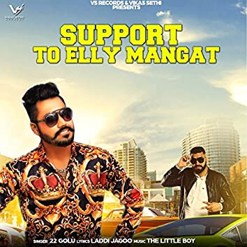 Support to Elly Mangat