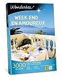 Wonderbox - Coffret cadeau couple - WEEK-END EN AMOUREUX - 2900 séjours romantiques
