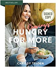 (Signed / Autographed) Cravings: Hungry for More - Signed Edition