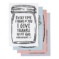 Thinking of You – インスピレーションボックスカード – メイソンジャー