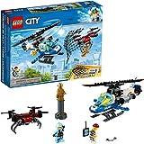 Lego City Polícia Aérea - Perseguição De Drone 60207 Lego Diversas
