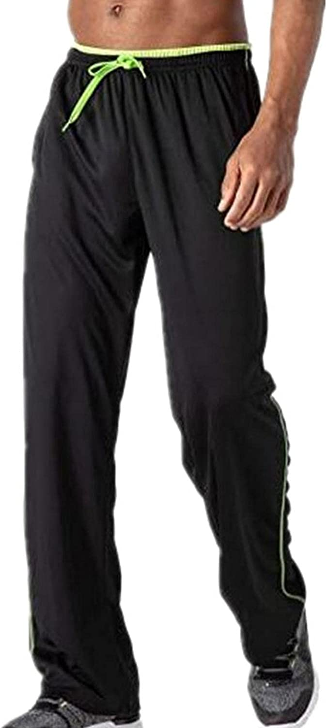 Men's Lightweight Hiking Pants Casual Sweatpants Mesh Breathable Trousers Athletic Jogger Pants with Pockets
