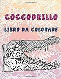 Coccodrillo - Libro da colorare