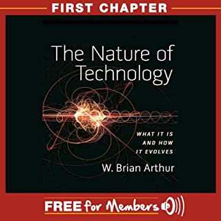 The Nature of Technology audiobook cover art