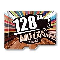 MIXZAファッションエディションU3クラス10 128ギガバイトtfマイクロメモリカード用デジタル一眼レフデジタルカメラmp3 HIFIプレーヤーテレビボックススマートフォン