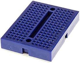Electronic Module ZY 170 Mini Breadboard Colourful Mini Breadboard For A-r-d-u-i-n-o Observational Platform/protable - Blue
