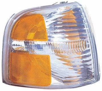 For Ford Explorer 3//4//04-2005 Parking Signal Light Assembly Unit Passenger Side DOT Certified FO2521181N