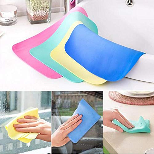 GAOYUE 1 stücke Ankunft Magie Auto Waschen Handtuch Tuch Absorber Synthetische Fensterleder