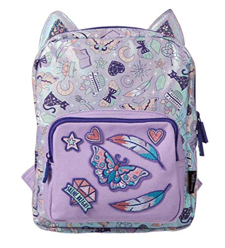 Smiggle Mini Backpack - Pearly Lilac Daydream Decorate It Yourself