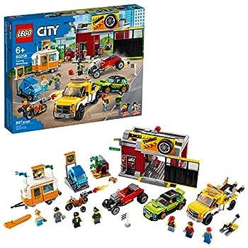 Best lego city garage Reviews