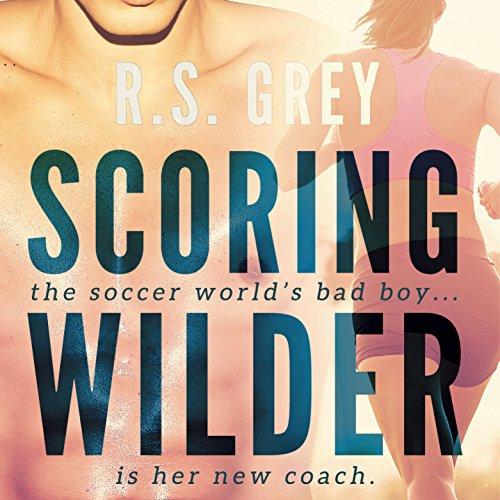 Scoring Wilder audiobook cover art