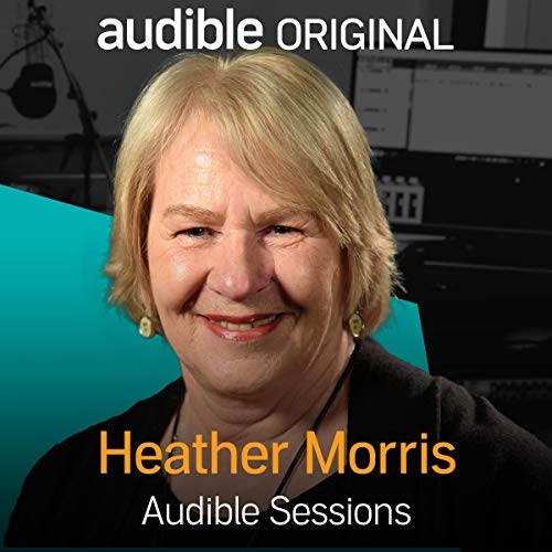 Heather Morris audiobook cover art