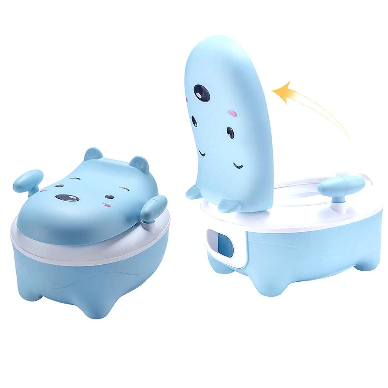 赤ちゃん トイレ 椅子、 子供の トイレ 簡単 クリーン、 大 バック 設計、 快適 人間工学的 設計 保護する 赤ちゃんの 脊椎、 滑り止め 足、 トレーニング きみの 男の子 または 女の子