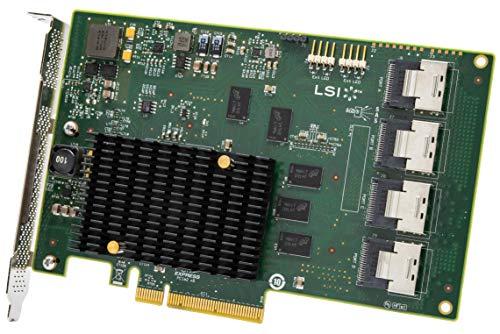 Best Deals! LSI Logic LSI00244 SAS 9201-16i 16Port 6Gb/s SAS/SATA Single Controller Card