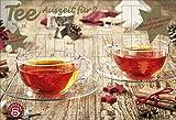 Image of Tee-Adventskalender für Zwei 2020 - 56x38x2cm - Teeadventskalender - Teekanne