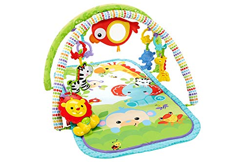Fisher-Price Gimnasio Musical Animalitos de la Selva