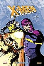X-Men - L'intégrale 1981 (T05 Nouvelle édition) de Chris Claremont