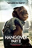 CLASSIC POSTERS The Hangover Part II Foto-Nachdruck eines