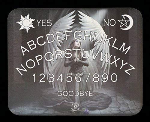 Wahrsagerbrett Gothic Engel | Prayer for the Fallen by Anne Stokes | Witchboard Quijabrett Hexenbrett Quija Spirit Board