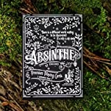 Ellusionist Absinthe V2 Playing Cards Prohibition Series Deck
