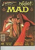 Mad Magazine #250 ORIGINAL Vintage 1984 Indiana Jones Splash Tarzan - Movie Magazines