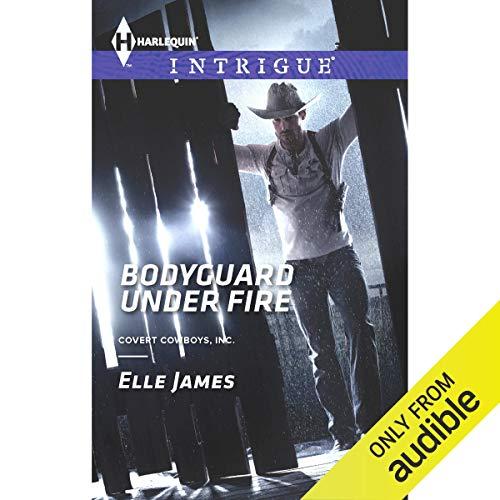 Bodyguard Under Fire audiobook cover art