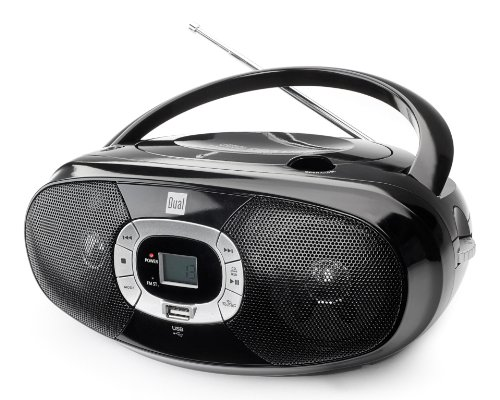 Dual -  Radio mit CD-Player