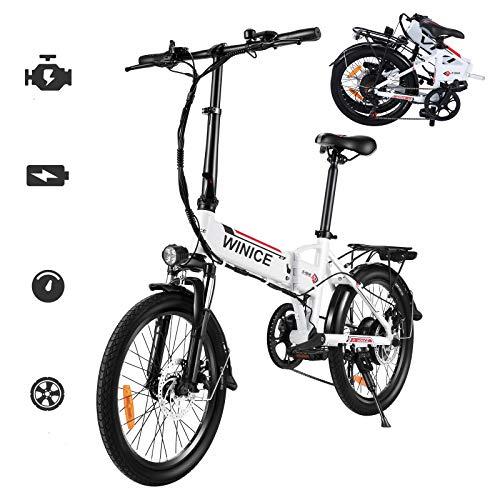 Vivi Bicicletas Electrica Plegable Adulto, 20