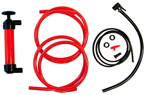 OEMTOOLS 25713 Fluid Transfer Pump for Gas, Oil, Liquids, and Air