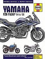Yamaha FZ6 Fazer '04 to '08 (Haynes Service & Repair Manual)