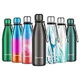 Newdora Bottiglia Acqua in Acciaio Inox ml
