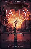Batey Descending: Chilly's Story - A damaged girl who is used to looking after herself finds life among the stars is anything but romantic (English Edition)