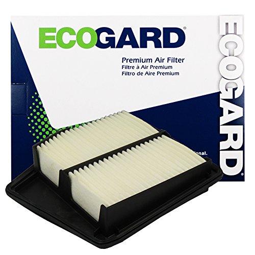 ECOGARD XA6061 Premium Engine Air Filter Fits Acura TSX 2.4L 2009-2014
