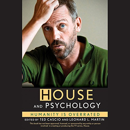 'House' and Psychology: Humanity Is Overrated audiobook cover art