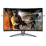 Monitor Gamer AOC Agon 32' Curvo 165Hz 1ms FreeSync AG323FCXE