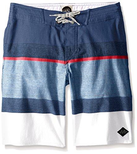 Rip Curl Boys' Big Rapture Stripe Boardshort